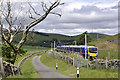 NS9321 : West Coast mainline near Crawford by Stuart Wilding