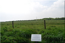 TA1281 : Filey's Rocket Pole by N Chadwick