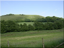 ST6601 : Cerne Abbas, The Giant by Mike Faherty