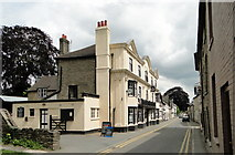SO2956 : The Oxford Arms, Kington by Philip Pankhurst