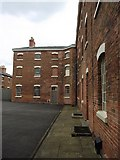 SK7154 : Workhouse Yard by Keith Evans
