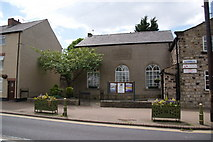 SJ9995 : Mottram Evangelical Church by Bill Boaden