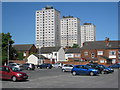 SE8911 : Crosby Flats, Scunthorpe by Jonathan Thacker
