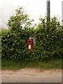 ST7721 : Fifehead Magdalen: postbox № SP8 94 by Chris Downer