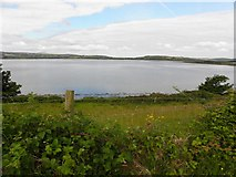 C2036 : Mulroy Bay, Ballymagowan by Kenneth  Allen