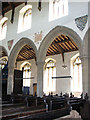 TF7922 : St Mary's church in Great Massingham - south aisle arcading by Evelyn Simak