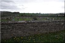 ST0642 : St. Decuman's outer churchyard by Stephen Wilks
