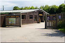 TQ3643 : British Wildlife Centre, Newchapel, Surrey by Peter Trimming
