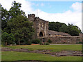 SD7336 : Whalley Abbey by David Dixon