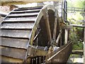SK3281 : Abbeydale Waterwheel by Ashley Dace