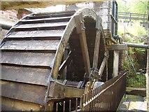 SK3281 : Abbeydale Waterwheel by Ashley Dace