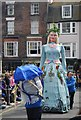 TQ8209 : Jack in the Green Festival 2010 - a giantess by N Chadwick