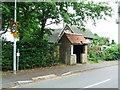 TL6967 : Bus Shelter by Keith Evans