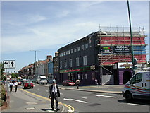 SZ0991 : Bournemouth, The Lion's Head Pub by Mike Faherty