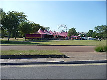 SX9063 : Torquay : Torre Abbey Meadows & Circus by Lewis Clarke