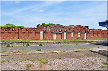 TL4197 : March Railway Station by Ashley Dace