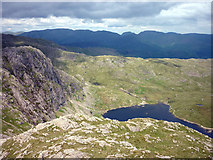NY2807 : Pavey Ark and Stickle Tarn by Karl and Ali