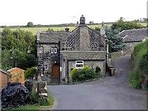SE0722 : Hollyn Well Farm, Pickwood Scar, Norland by Michael Steele