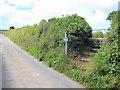 SW4230 : Stile on a public footpath near Trannack Farm by Rod Allday