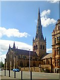 SJ8298 : Cathedral Church of St John the Evangelist by David Dixon