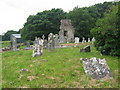 N7963 : Church and graveyard at Meadstown, Co. Meath by Kieran Campbell