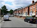 SP0386 : South along Gillott Road, Edgbaston, Birmingham B16 by Brian Robert Marshall