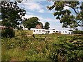 SH3132 : Caravan Park at Henllys Ganol, Llanbedrog by Eric Jones
