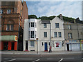 TQ8209 : Houses and Shops on Sturdee Place by Oast House Archive