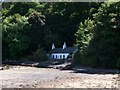 SH3331 : Foxhole Cottage, Llanbedrog beach by Eric Jones