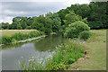 TQ2149 : River Mole near Dendy's Wood by Robin Webster