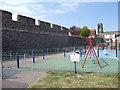 TG5206 : Blackfriars West Playground, Great Yarmouth by Tim Heaton
