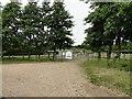TM4394 : Woodstock Farm, Toft Monks, Norfolk by Adrian S Pye