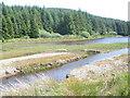 NR9674 : Tighnabruaich Reservoir by John Ferguson