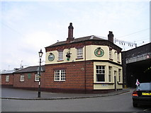 SO9298 : The Great Western Pub, Wolverhampton by canalandriversidepubs co uk