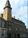 NT3472 : Musselburgh Tolbooth by kim traynor