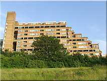 TQ3473 : Dawson Heights, SE22 by Malc McDonald