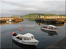D2818 : Carnlough Harbour by Kenneth  Allen