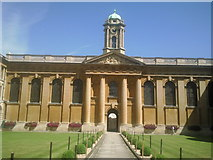 SP5106 : The Front Quad, Queen's College, Oxford by Marathon