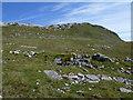 NN2734 : Northern slopes of Beinn Udlaidh near Tyndrum by ian shiell