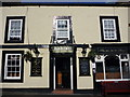 NU1033 : The Black Swan, Belford, Northumberland by Richard West