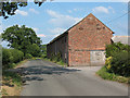SJ7267 : Higher Farm, Byley Lane by Stephen Craven