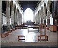 TF6120 : St Nicholas' Chapel in Kings Lynn - view west by Evelyn Simak