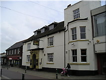 SK0418 : The Shrew Pub, Rugeley by canalandriversidepubs co uk