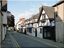 SO2956 : The Old House, Duke Street, Kington by Philip Pankhurst