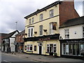 SJ6552 : The Malbank Hotel Pub, Nantwich by canalandriversidepubs co uk