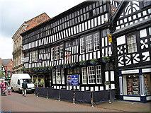SJ6552 : The Crown Hotel Pub, Nantwich by canalandriversidepubs co uk