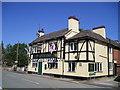 SJ8808 : The Bridge Inn Pub, Brewood by canalandriversidepubs co uk