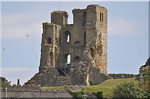 TA0489 : Scarborough Castle by Nicholas Mutton