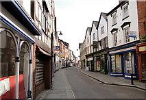 SO4959 : High Street, Leominster by Philip Pankhurst