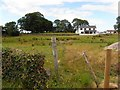 C0932 : Farmhouse, Creevagh by Kenneth  Allen